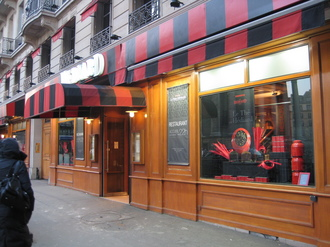 Paris/ Shop colour