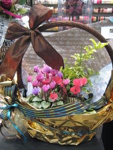 Flower Basquet